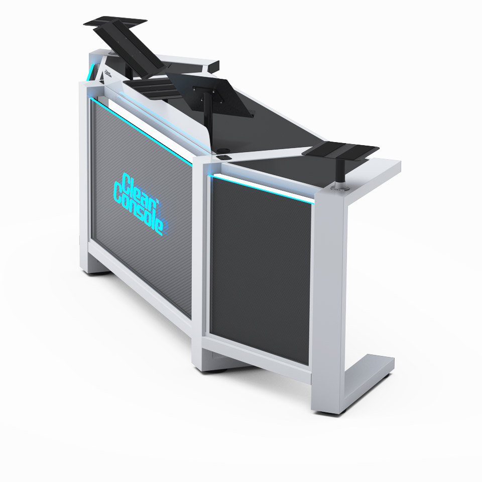 Professional Dj Booths Amp Stands Clearconsole